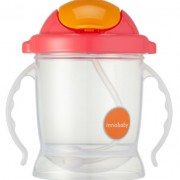 plastic sippy pink